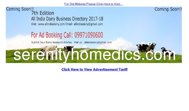 All India Dairy Business Directory Year Book 2012-13